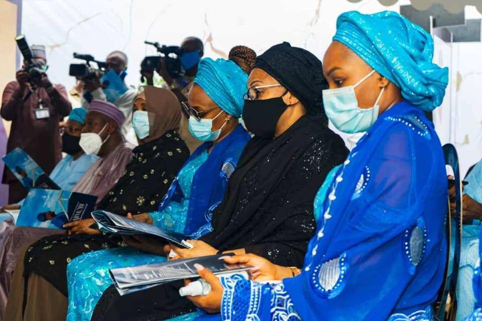 Hotunan addu'ar cika kwanaki 40 da rasuwar marigayi Abiola Ajimobi