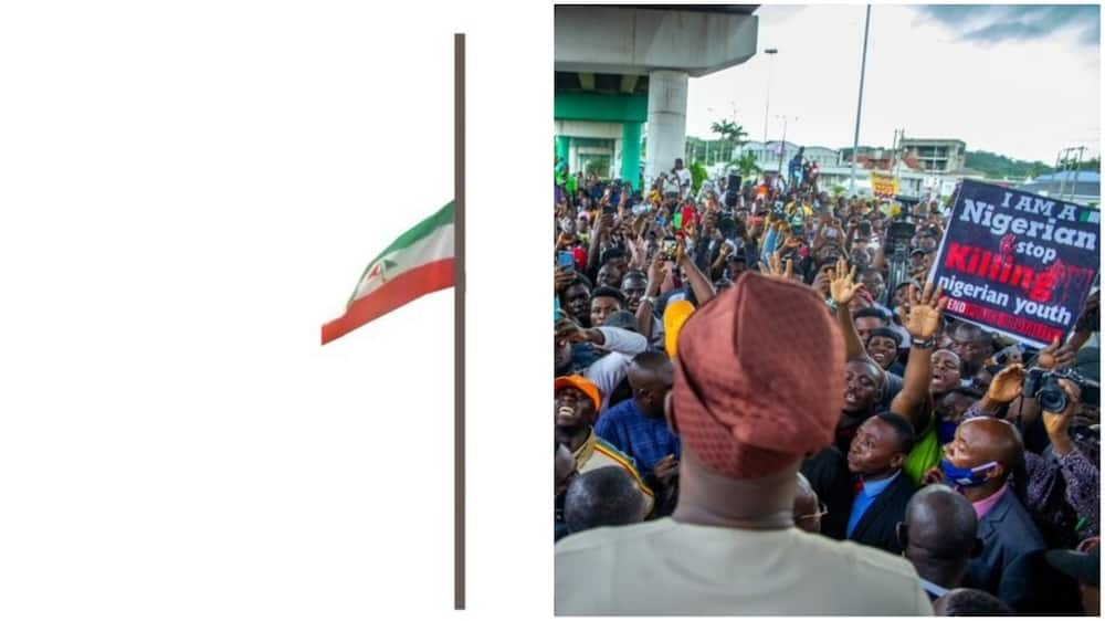 Flag At Half-Mast, PDP Puts Political And Electioneering Activities On Hold