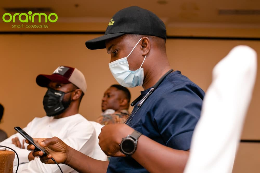 Oraimo Nigeria Goes Home With Mulitple Awards in the 2021 Fintech and Mobile Product Category