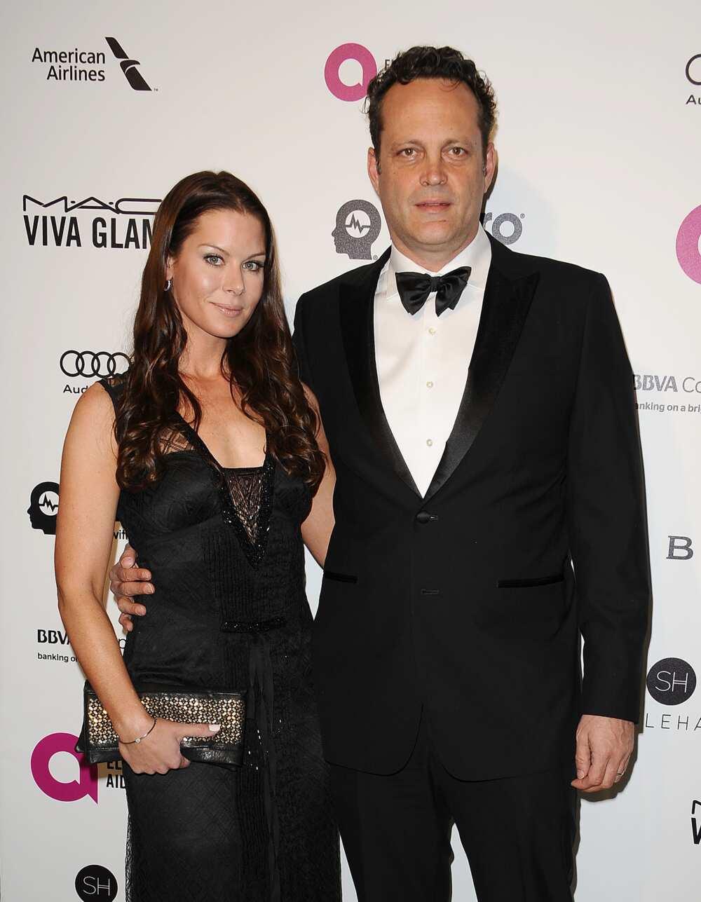 Vince Vaughn's wife