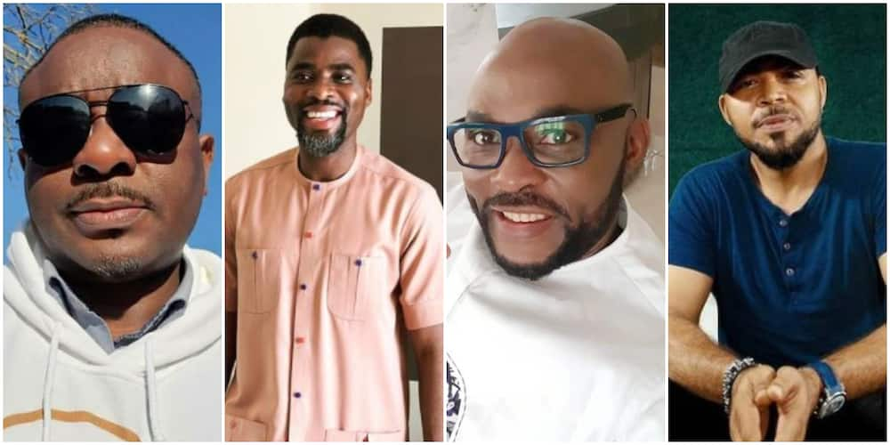 X Nollywood Actors Fans Find It Hard to Believe Are Aged 50 and Above
