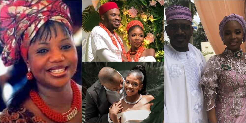 late Pastor Bimbo Odukoya and family