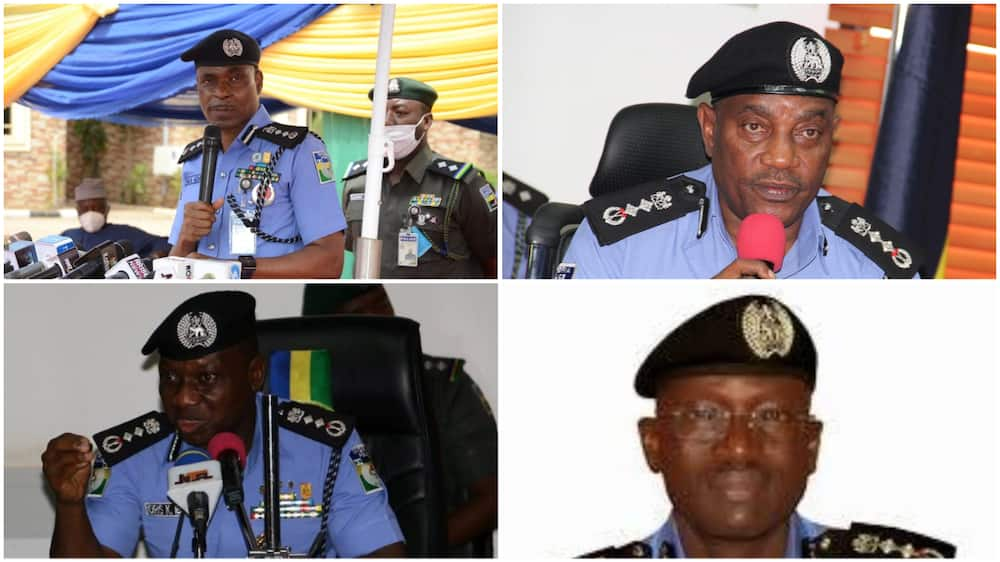 List of Nigeria's IGP appointed since Independence
