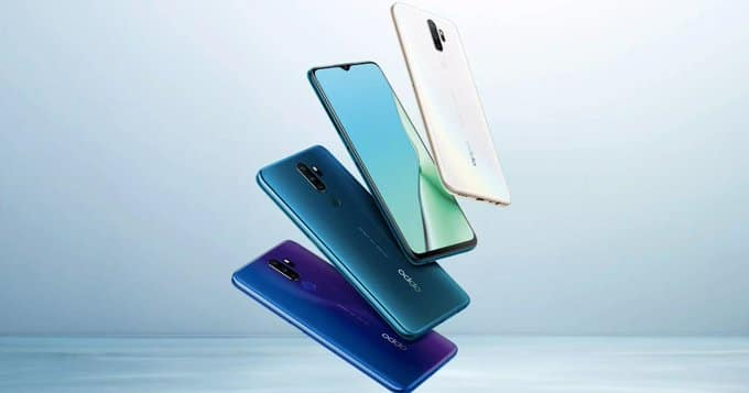 Oppo a11 battery price