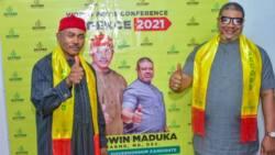 Anambra governorship election: Maduka picks Sir Obi Kenneth Ifeatu as running mate
