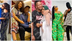 7 Nigerian female celebrities who have been dragged for their choice of life partners