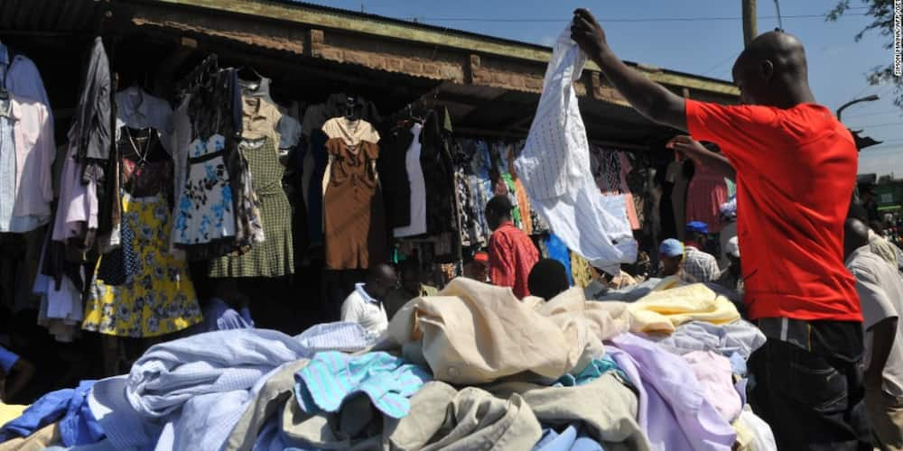 History of okrika clothes in Nigeria and why many people still go for them