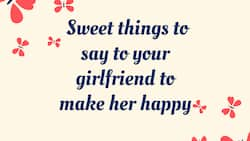 100+ sweet things to say to your girlfriend to make her happy