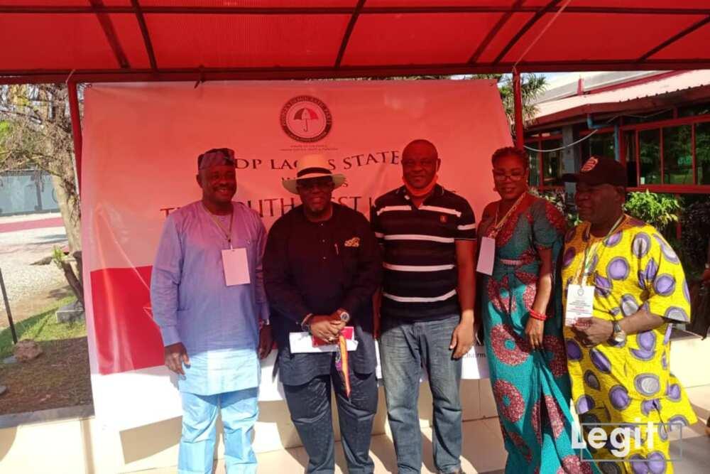 Southwest congress: Lagos PDP endorses Eddy Olafeso, others