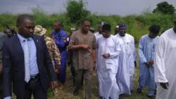 Kwana guda bayan harin Boko Haram, Gwamna Zulum ya ziyarci jami'ar Maiduguri