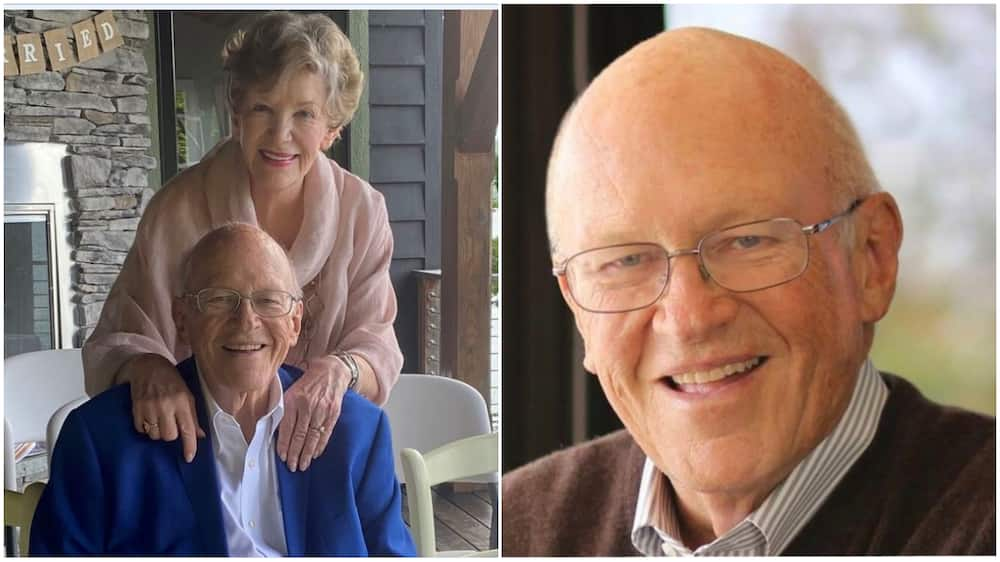 Ken Blanchard and his wife ahave been married for 59t years