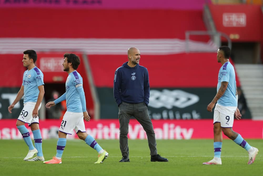 Pep Guardiola says 3 Man City players will miss EPL clash against Chelsea