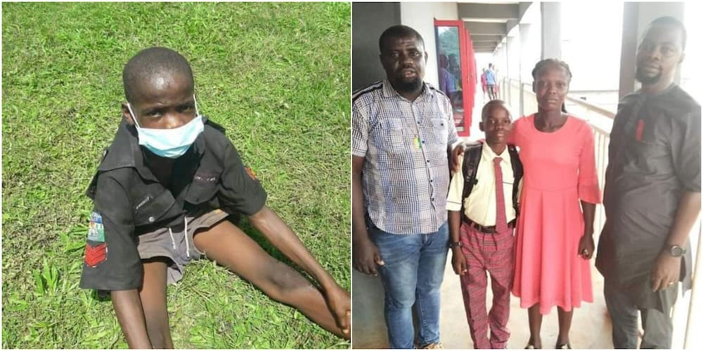 Boy who was arrested after declaring himself as IGP enrolled in secondary school