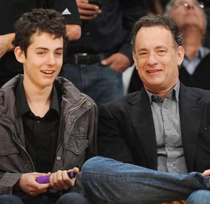 Tom Hanks son
