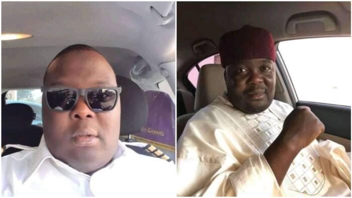 Just in: Police arrest 2 suspected killers of Senator Na'Allah's son