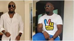 Nollywood actor Jim Iyke survives car accident on his way to Tekno's music video shoot