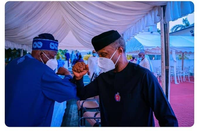 Just in: Bad Weather Forces Osinbajo to Cancel Flight to Kano for Tinubu's Birthday