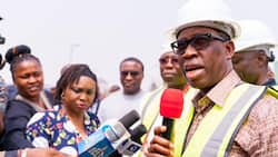 Okowa continues huge construction of Delta roads, approves over N1.2billion