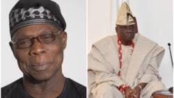 To fa: Sarkin Legas ya caccaki Obasanjo akan shugaba Buhari