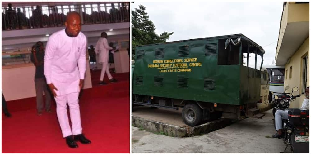 Nigerian Man Donates N1m to Renovate Cell Days after Leaving Detention, Rolls out Plans for Other Inmates