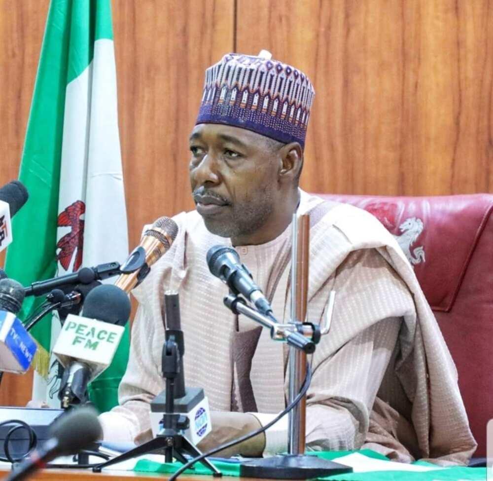 'Yan gudun hijira na shiga kungiyar Boko Haram - Gwamna Zulum ya koka