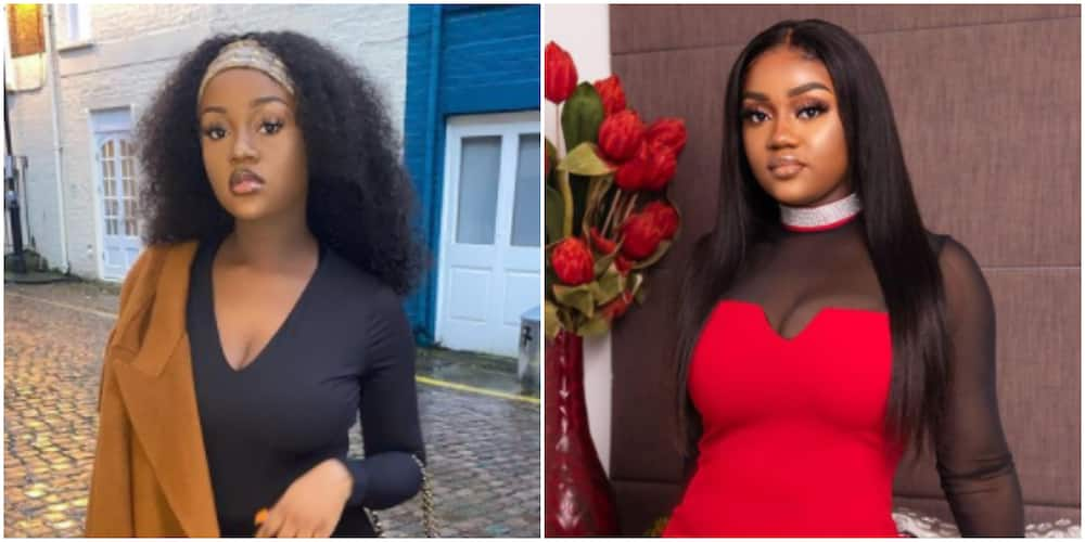 Be nice to those you don't need any favours from, the reward will be unbelievable, Davido's Chioma advises