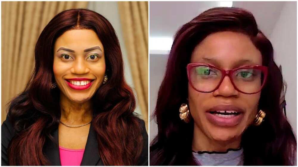 A collage of the survivor. Photo sources: LinkedIn/Olayinka Olatunji/YouTube/CLEAN