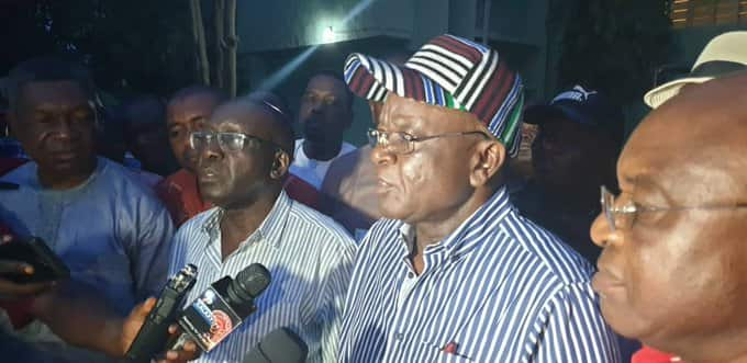 Benue: Fish Out Sponsors of Attack on Ortom, Northern Governors tell Security Agencies