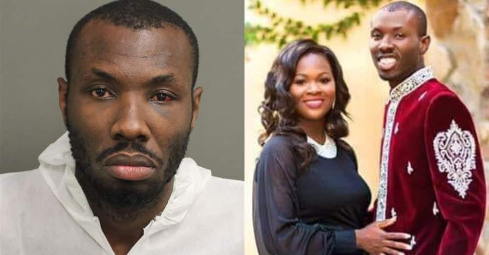 35-year-old Ghanaian pastor in US shoots his 27-year-old stunning wife to death