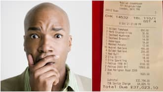 Same price with land in Lagos: Massive reactions as diners spend N20.7m on food & drinks at restaurant