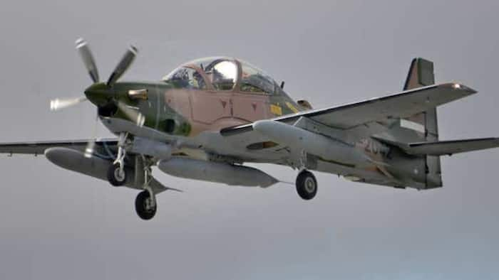 DHQ seeks parliamentary nod to crush bandits with newly-acquired Tucano jets