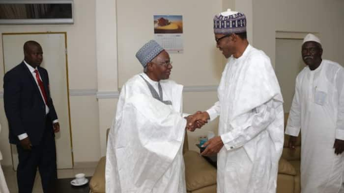 Buhari's 1983 coup against Shagari affected Nigeria's development and unity negatively - Senators