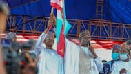 Full list of states controlled by APC and PDP after Governor Matawalle's defection