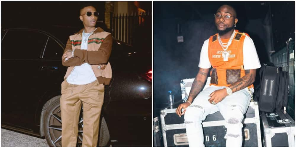 Nigerian man hopeful that Wizkid and Davido will make a song together