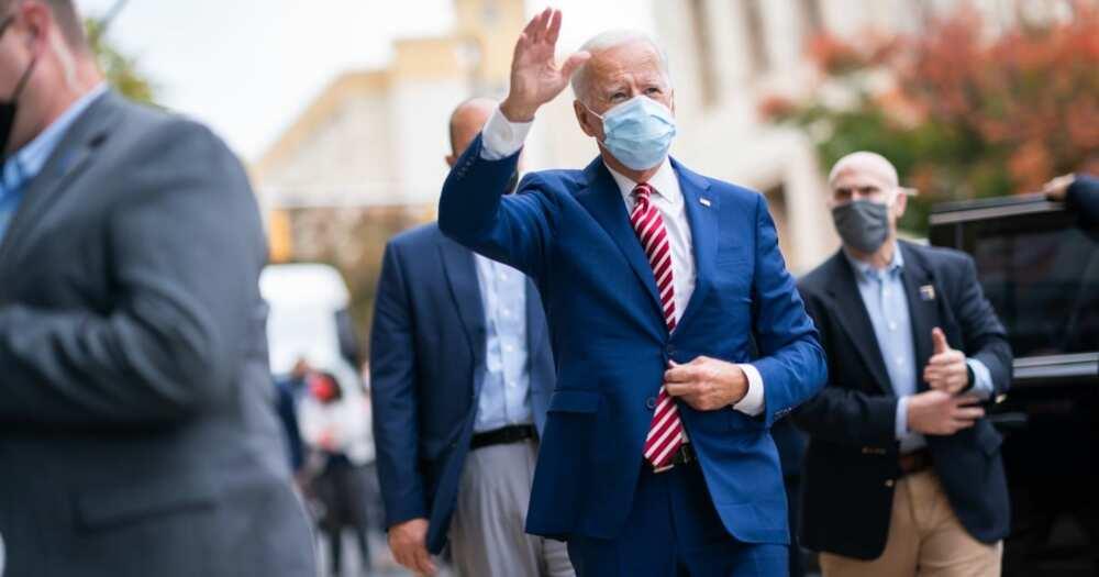 China will own US if Joe Biden wins - Donald Trump