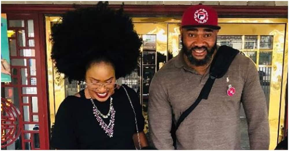 Singer Muma Gee's ex Prince Eke puts her on full blast for badmouthing him in recent interview