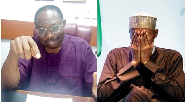 Buhari reacts to death of former minister Momah