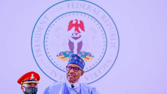 Insecurity declining not rising, change your narrative - Buhari sends tough message to journalists
