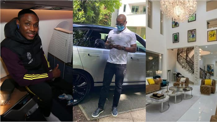 Nigerian Legend Odion Ighalo Networth and Luxury Cars Which Includes Range Rover, G-Wagon, Benz Revealed