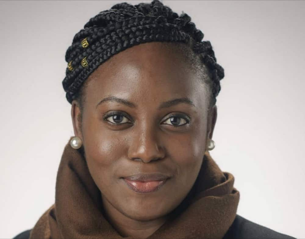 NIDCOM Celebrates Dr Okolo, The First Black Woman To Bag A PhD In Aerospace Engineering