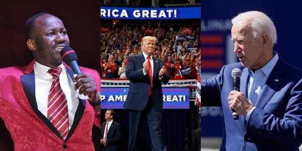 Joe Biden will be impeached, Nigerian pastor Apostle Sulaimon makes prophecy
