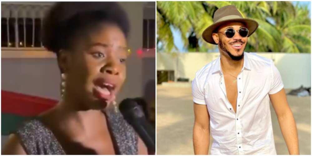 BBNaija: Woman says young bachelors look up to Ozo (video)