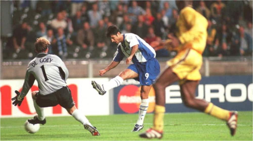 Ali Daei: The man ahead Ronaldo in the all-time international goalscorers list