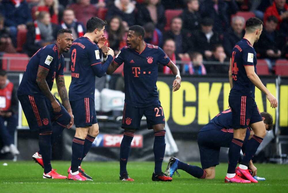UCL: Bayern Munich ta fito wasan karshe a gasar zakarun nahiyar Turai