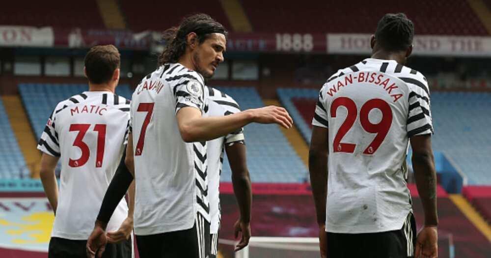 Aston Villa vs Man United: Bruno, Greenwood on Target as Red Devils Win at Villa Park