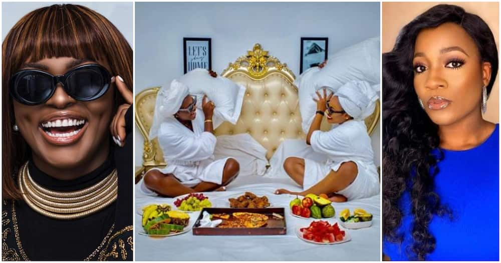 BBNaija drama: Ka3na opens up on why she fell out with former friend Lucy