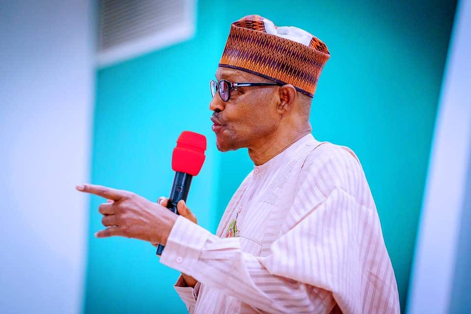 President Buhari says he will hand over power on May 29, 2023