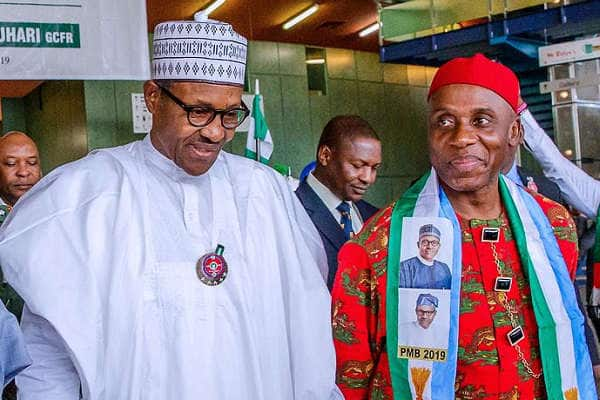 Amaechi says FG is investing massively in railways, seaports to boost Nigeria's economy