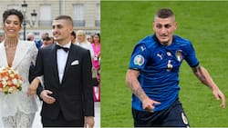 Euro 2020 champion with Italy marries for the 2nd time in glamourous ceremony in Paris