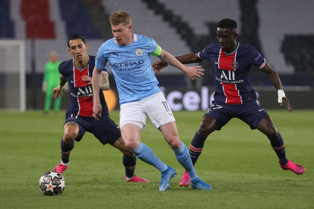 Former Arsenal Boss Wenger Reveals What Was Responsible for PSG's Disappointing Defeat to Man City